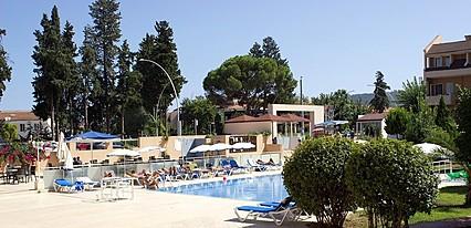 Ares Dream Hotel Havuz / Deniz