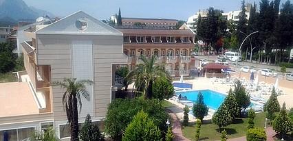 Ares Dream Hotel Genel Görünüm