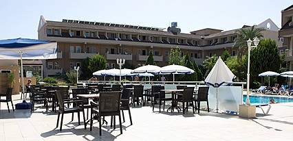 Ares Dream Hotel Yeme / İçme