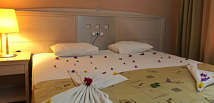 Ares Dream Hotel Oda