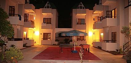 Ares Hotel Kemer Genel Görünüm