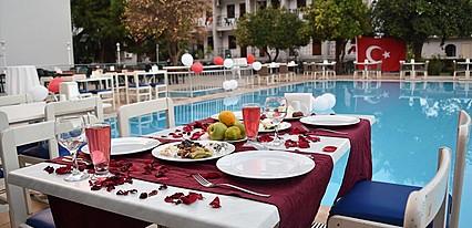 Ares Hotel Kemer Yeme / İçme