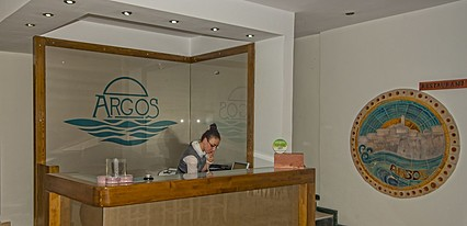 Argos Hotel Genel Görünüm