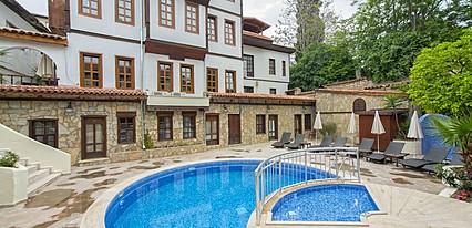 Argos Hotel Havuz / Deniz
