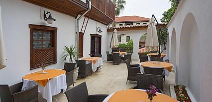 Argos Hotel Yeme / İçme