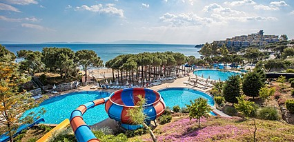 Aria Claros Beach & Spa Resort Havuz / Deniz