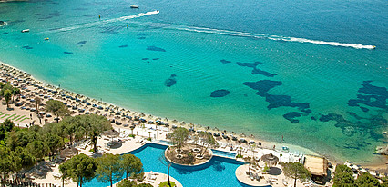 Aria Claros Beach & Spa Resort Genel Görünüm