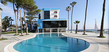 Arkin Palm Beach Hotel Havuz / Deniz