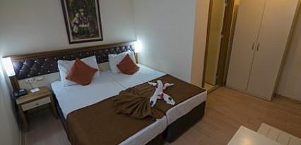Armas Beach Hotel Oda