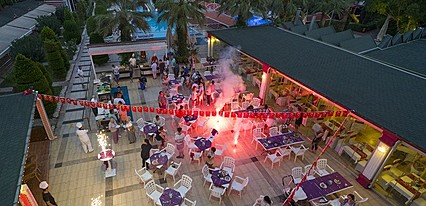 Armas Beach Hotel Yeme / İçme