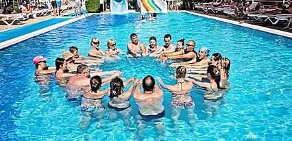 Armas Beach Hotel Havuz / Deniz