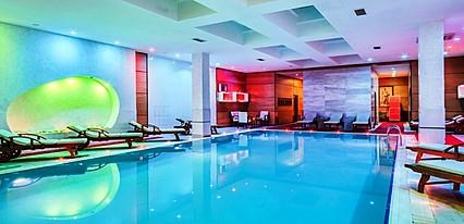 Armir Resort Hotel Havuz / Deniz