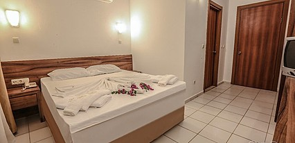 Asel Resort Hotel Oda