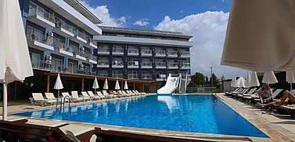 Asel Resort Hotel Havuz / Deniz