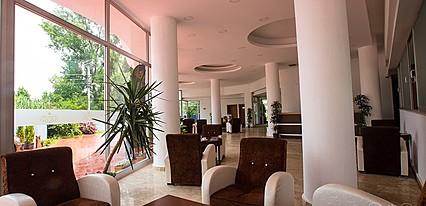 Asel Resort Hotel Genel Görünüm