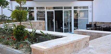 Asena Hotel Genel Görünüm