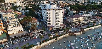 Asena Hotel Havuz / Deniz
