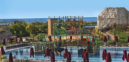 Aska Lara Resort & Spa Havuz / Deniz