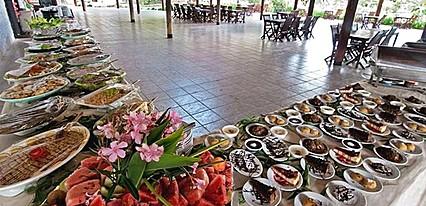 Aspat Termera Resort Yeme / İçme