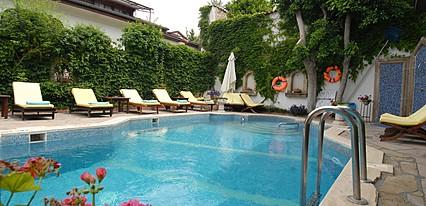 Aspen Hotel Havuz / Deniz