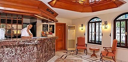Aspen Hotel Genel Görünüm