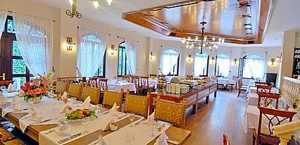 Aspen Hotel Yeme / İçme