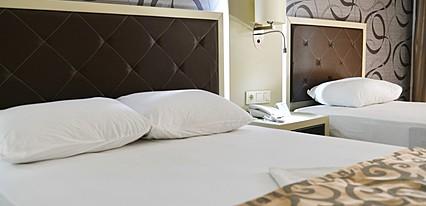 Asrın Beach Hotel Oda