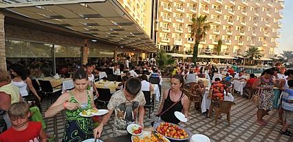 Asrın Beach Hotel Yeme / İçme