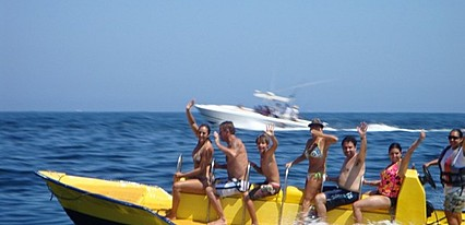 Asrın Beach Hotel Havuz / Deniz