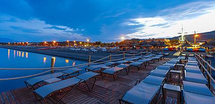Assos Barbarossa Hotel Havuz / Deniz