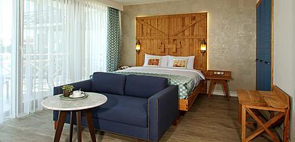 Assos Barbarossa Hotel Oda