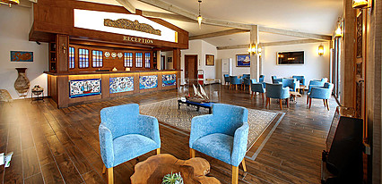 Assos Barbarossa Hotel Genel Görünüm