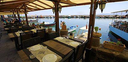 Assos Behram Hotel Yeme / İçme