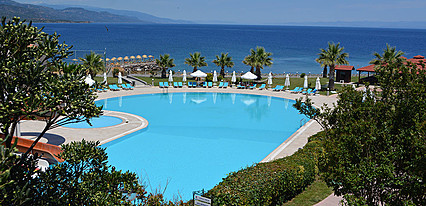 Assos Dove Hotel Resort Spa Havuz / Deniz