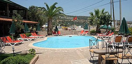 Assos Eden Beach Hotel Havuz / Deniz