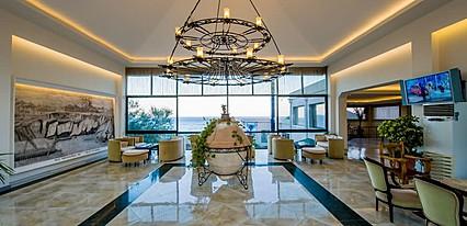 Assos Eden Gardens Hotel Genel Görünüm