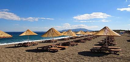 Assos Hunters Hotel Havuz / Deniz