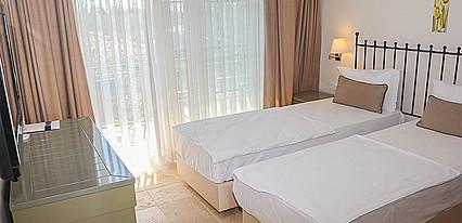 Assos Oleas Hotel Oda