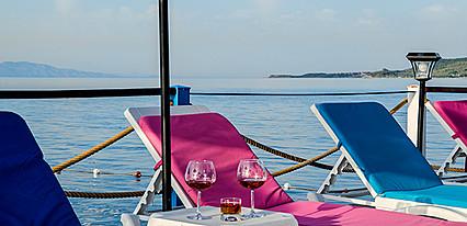 Assos Oleas Hotel Havuz / Deniz