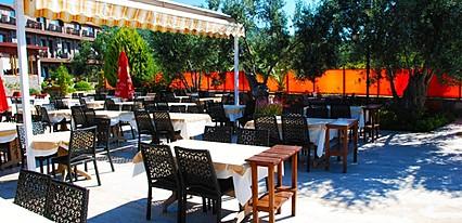 Assos Park Hotel Yeme / İçme