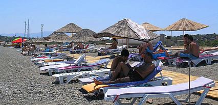 Assos Troy Otel Havuz / Deniz