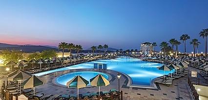 Asteria Bodrum Resort Havuz / Deniz
