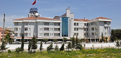 Ata Hotel Genel Görünüm