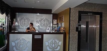 Atalla Hotel Genel Görünüm