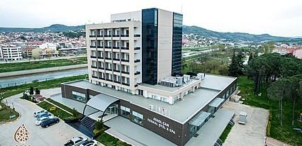 Ataol Thermal Otel & Spa Çan Genel Görünüm
