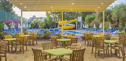 Atlas Beach Hotel Yeme / İçme