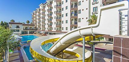 Atlas Beach Hotel Havuz / Deniz