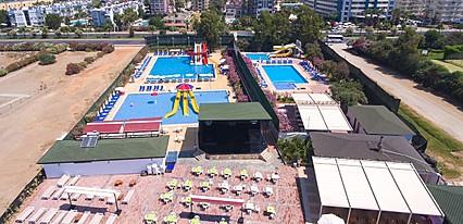 Atlas Beach Hotel Genel Görünüm