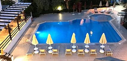 Atrium Hotel Genel Görünüm