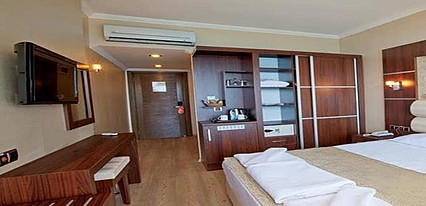 Aurasia Beach Hotel Oda